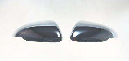 2016-2020 Hyundai Elantra  NO SIGNAL TOP COVER Chrome Mirror Cover