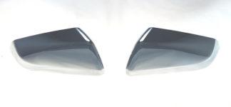 2018-2020 Chevrolet Equinox  | 2018-2020 GMC Terrain  TOP COVER Chrome Mirror Cover