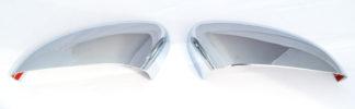 2018-2020 Honda Accord  NO SIGNAL TOP COVER Chrome Mirror Cover