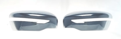 2014-2020 Nissan Rogue  | 2015-2017 Nissan Juke  | 2015-2020 Nissan Murano  | 2017-2020 Nissan Pathfinder  W/SIGNAL TOP COVER Chrome Mirror Cover
