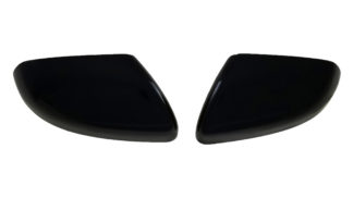 2015-2020 Ford Edge NO SIGNAL TOP COVER Black Mirror Cover