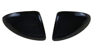 2016-2019 Chevrolet Cruze WITH OR WITHOUT SIGNAL TOP COVER Gloss Black Mirror Cover