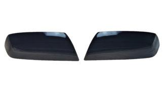 2014-2018 Chevrolet Silverado 1500  | 2014-2018 GMC Sierra 1500  TOP REPLACEMENT Gloss Black Mirror Cover