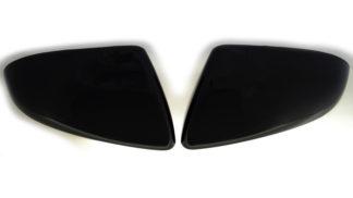 2016-2020 Hyundai Elantra  NO SIGNAL TOP COVER Gloss Black Mirror Cover