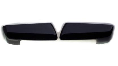 2019-2020 Chevrolet Silverado 1500  | 2019-2020 GMC Sierra 1500  WT/LT/LTZ/CUST./RST/HC/TB SLE/SLT/ELEVATION/AT4/DENALI TOP REPLACEMENT Black Mirror Cover