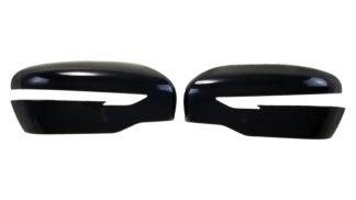 2014-2020 Nissan Rogue  | 2015-2017 Nissan Juke  | 2015-2020 Nissan Murano  | 2017-2020 Nissan Pathfinder  W/SIGNAL TOP COVER Gloss Black Mirror Cover