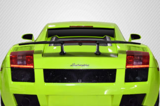 2004-2013 Lamborghini Gallardo Carbon Creations LP560 LP570 Look Rear Wing Spoiler - 1 Piece