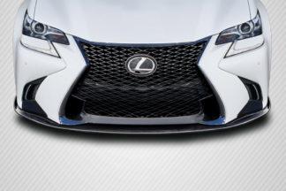 2016-2020 Lexus GS Series GS200 GS300 GS350 GS450 GS450H Carbon Creations Lexion Front Lip Under Spoiler - 1 Piece