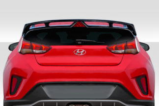 2019-2020 Hyundai Veloster Carbon Creations N Look Rear Wing Spoiler - 1 Piece
