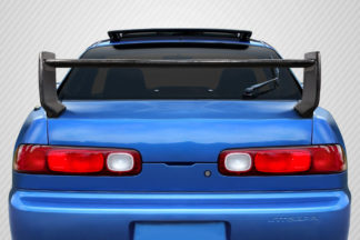 1994-2001 Acura Integra Carbon Creations Type M V2 Rear Wing Spoiler - 3 Piece
