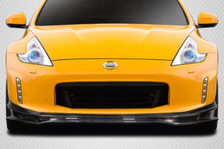 2013-2020 Nissan 370Z Z34 Carbon Creations VRS Front Lip Under Spoiler - 1 Piece