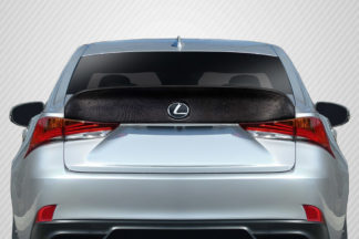 2014-2020 Lexus IS Series IS250 IS350 Carbon Creations Performance Rear Wing Spoiler - 1 Piece