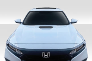 2018-2020 Honda Accord Duraflex Type R Look Hood - 1 Piece