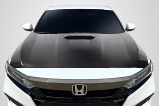 2018-2020 Honda Accord Carbon Creations Type R Look Hood - 1 Piece