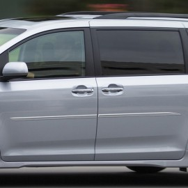 TOYOTA Sienna PAINTED BODY MOLDING