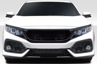 2016-2020 Honda Civic Duraflex Type JS Grille - 1 Piece