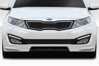 2011-2013 Kia Optima Duraflex CPR Front Lip Under Spoiler - 1 Piece