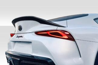 2019-2020 Toyota Supra Duraflex TD3000 Rear Wing Trunk Lid Spoiler - 1 Piece