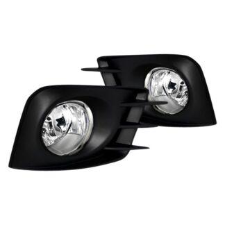 11-13 Scion TC Fog Lights - Clear