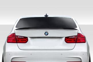 2012-2018 BMW 3 Series F30 / 2014-2019 M3 F80 Duraflex M Performance Look Rear Wing Spoiler - 1 Piece