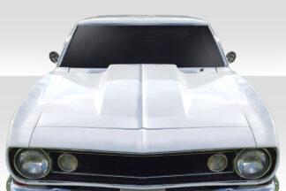 "1967-1969 Chevrolet Camaro Duraflex 2"" Cowl Hood - 1 Piece"