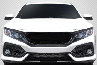 2016-2020 Honda Civic Carbon Creations Type JS Grille - 1 Piece