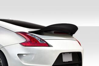 2009-2020 Nissan 370Z Z34 Coupe Duraflex Tornado Rear Wing Spoiler - 1 Piece
