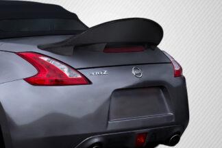 2009-2020 Nissan 370Z Z34 Convertible Carbon Creations Tornado Rear Wing Spoiler - 1 Piece