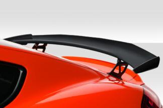 2017-2020 Porsche Cayman 718 Duraflex GT4 Look Rear Wing Trunk Lid Spoiler - 3 Piece