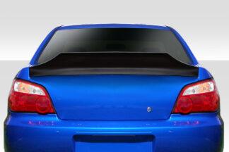 2002-2007 Subaru Impreza WRX STI 4DR Duraflex Icon Rear Wing Spoiler - 1 Piece