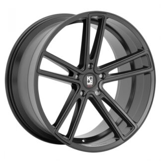 Koko Kuture Wheel - MASSA-5 Satin Black