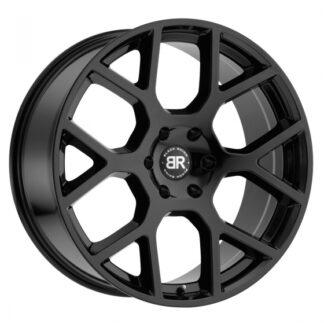 Black Rhino Wheel - TEMBE Gloss Black