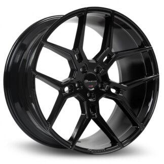 Giovanna Wheel - HALEB Gloss Black