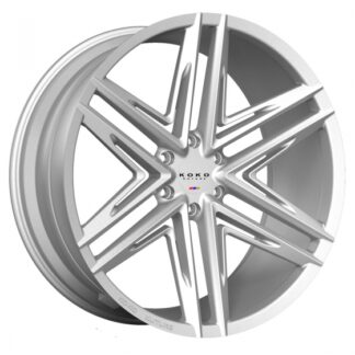 Koko Kuture Wheel - VETSE Gloss Silver