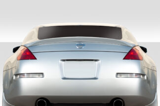 2003-2008 Nissan 350Z Z33 2DR Coupe Carbon Creations BZ Rear Wing Trunk Lid Spoiler - 1 Piece