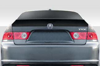 2004-2008 Acura TSX Duraflex Ducktail Rear Wing Spoiler - 1 Piece