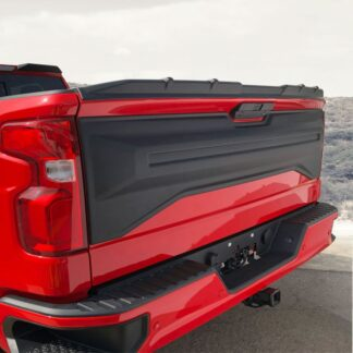 Silverado 1500 2019-2021 Tailgate Appliqué