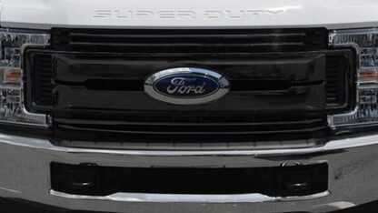 Overlay Grille   Ford F250