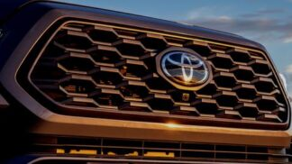 Overlay Grille | Toyota Tacoma