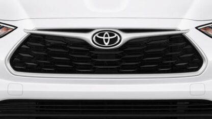 Overlay Grille | Toyota Highlander