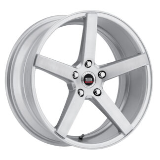 Spec-1 Racing Wheel | Model SP-36 | Brushed Silver