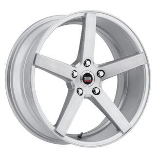Spec-1 Racing Wheel | Model SP-36 | Brushed Silver