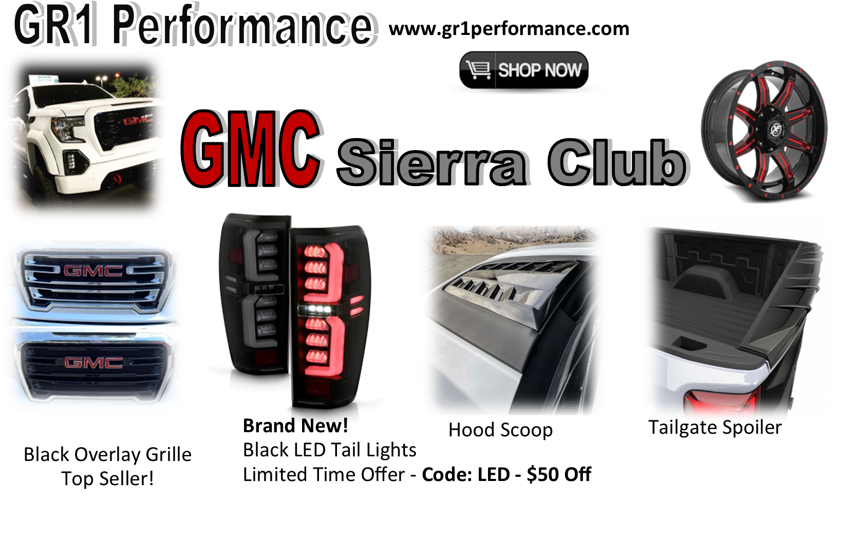 Popular Sierra Products