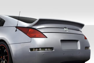 2003-2008 Nissan 350Z Z33 Coupe Duraflex Super Cool Rear Wing Spoiler - 1 Piece