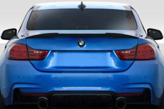 2014-2020 BMW 4 Series F32 Duraflex M4 Look Rear Wing Trunk Lid Spoiler - 1 Piece
