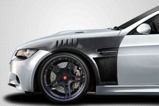 2008-2013 BMW M3 E92 2DR Coupe Carbon Creations GTR Front Fenders - 2 Piece