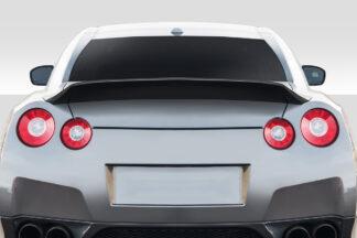 2009-2020 Nissan GT-R R35 Duraflex Duckbill Rear Wing Spoiler - 1 Piece