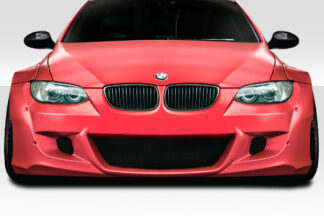 2007-2010 BMW 3 Series E92 E93 2DR Convertible Duraflex RBS Front Bumper Cover - 1 Piece ( Fits M-Sport Only )