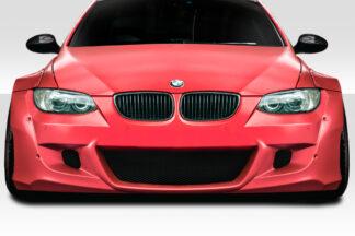 2007-2010 BMW 3 Series E92 E93 2DR Convertible Duraflex RBS Front Bumper Cover - 1 Piece ( Fits M-Sport Only )