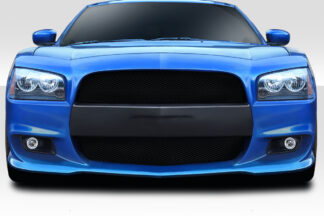 2006-2010 Dodge Charger Duraflex SRT2 Front Bumper Cover - 1 Piece